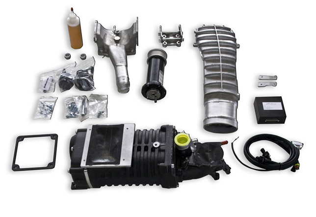 Arden Supercharger kit