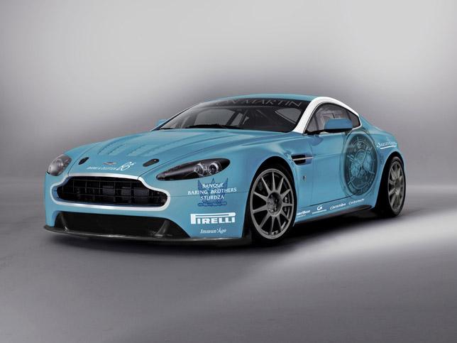 Aston Martin V12 Vantage Nurburgring 24 Hour