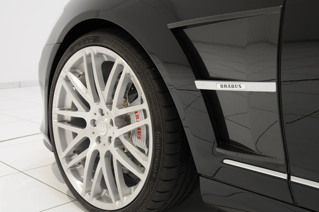 BRABUS Monoblock F PLATINUM EDITION Forged Wheel