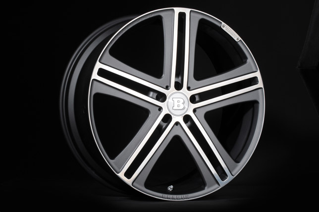 BRABUS Monoblock G PLATINUM EDITION Forged Wheel