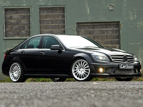 carlsson sport-touring limousine ck63s with 565 hp