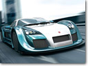 Gumpert's apollo at Top Marques 2009