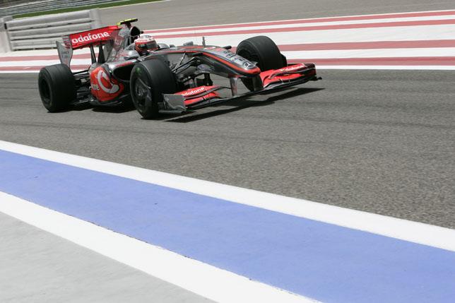 Formula 1, GP of Bahrain, Heikki Kovalainen