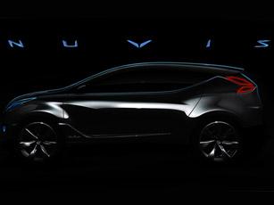 Hyundai Nuvis Concept Sketch