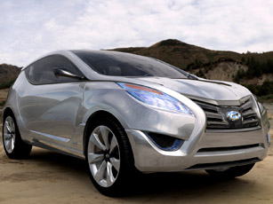 Hyundai Nuvis Concept Unveiled in New York