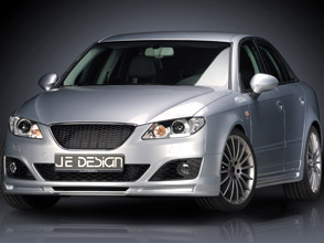 je design turns seat exeo into sports car