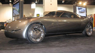 Lightning Hybrids Prototype Unveiled at Denver Auto Show