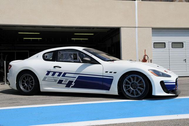 new Maserati GranTurismo MC