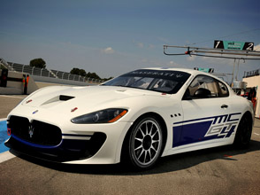 official debut of the new maserati granturismo mc