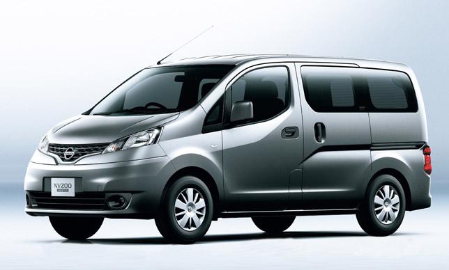Nissan Van GX