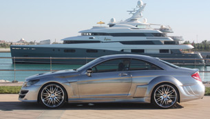 Mercedes-Benz CL PhantASMA65 V12 Bi-Turbo by ASMA-Design