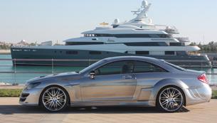 Mercedes-Benz CL PhantASMA65 V12 Bi-Turbo by ASMA-Design