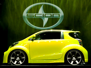 Scion Reveals iQ Concept