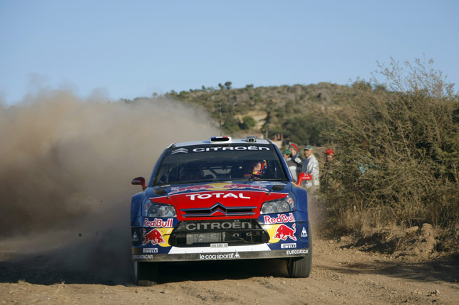 Loeb and Elena - Citroën C4