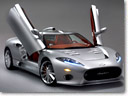 Spyker C8 Aileron Production Version Debut at the New York International Auto Show