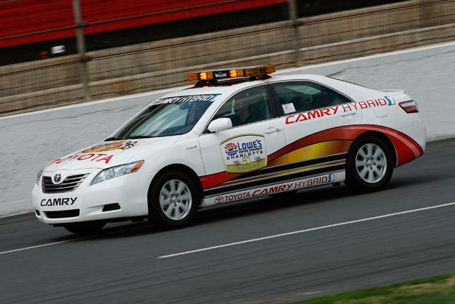 2009 NASCAR Toyota Camry Hybrid Pace Car