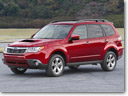 Subaru Announces Pricing on 2010 MY Forester