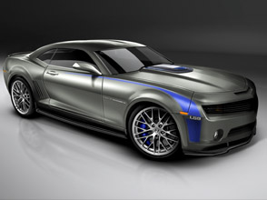 hennessey transforms the 2010 camaro from muscle car to super car