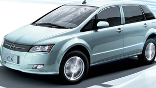 Volkswagen and BYD Sign for Partnership in the Area of Electric Mobility