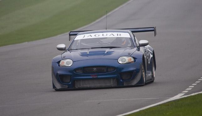 Apex GT3 Jaguar