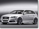 Audi A3 Facelift by CARACTERE