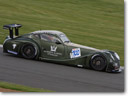 AutoGT Racing Morgan Aero SuperSports at Silverstone