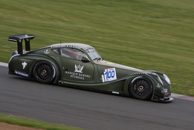AutoGT Racing Morgan Aero SuperSports