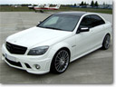 AVUS PERFORMANCE Mercedes-Benz C63 AMG – A wolf in sheep's clothing