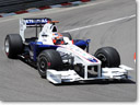 BMW Sauber at Monaco Grand Prix
