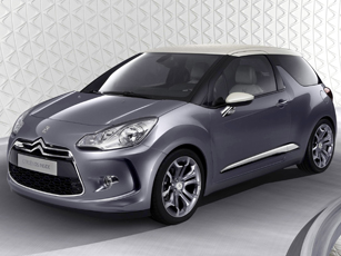 Citroen DS Inside – Concept Car Interior Revealed
