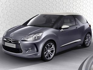 Citroen DS Inside – Concept Car Interior Revealed