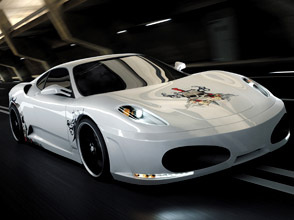 ferrari f430 calavera - where performance meets design
