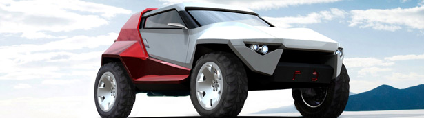 Fornasari Racing Buggy - Sharp Shape Future