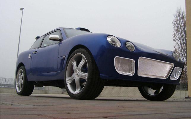 Fornasari RR600