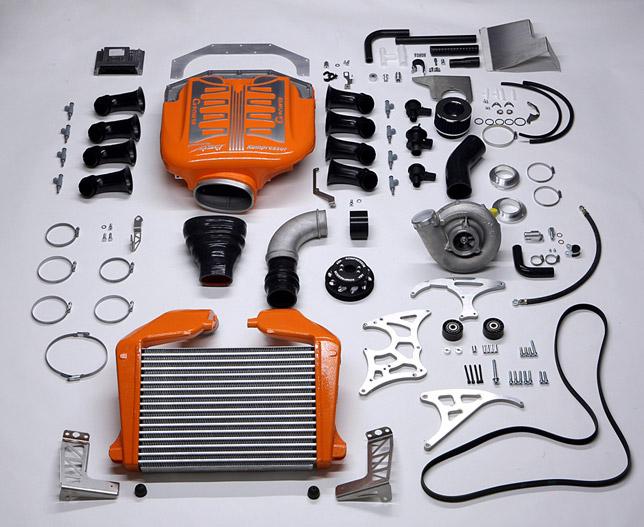 G-POWER M3 TORNADO Kit Teile