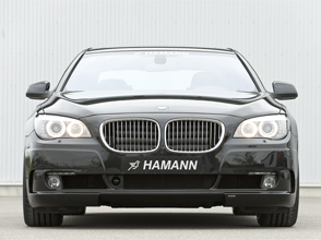 the hamann refining programme for the new bmw 7-series