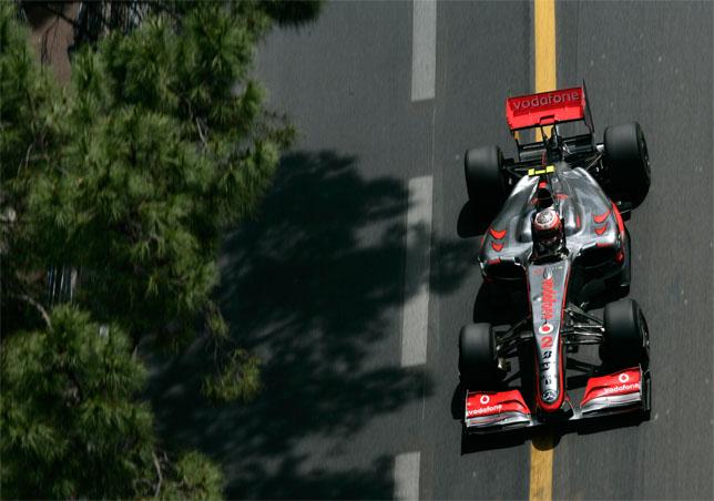 Formula 1: GP of Monaco, Heikki Kovalainen - Vodafone McLaren Mercedes