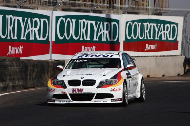 KW WTCC BMW