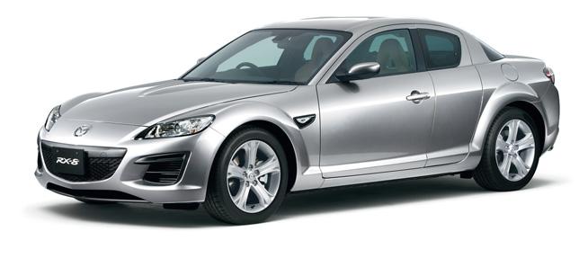 Mazda RX-8 Type E
