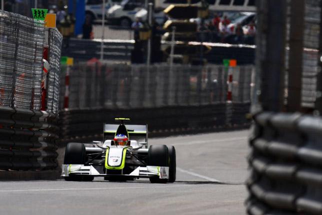 Monaco Grand Prix: Rubens Barrichello