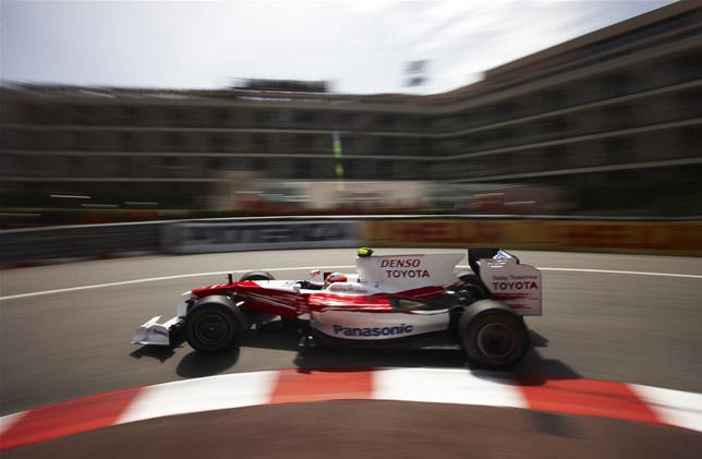 Monaco Grand Prix: Timo Glock