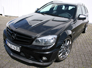 vath v63rs: power c-class clubsport wagon