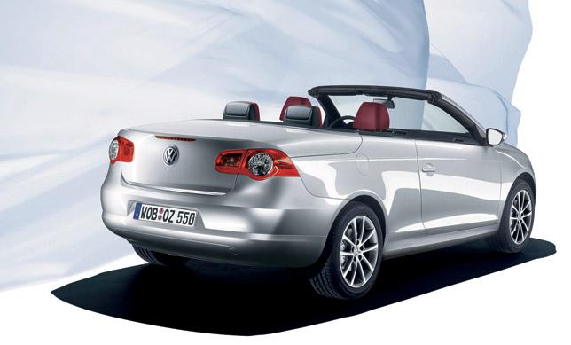 Volkswagen Eos Back