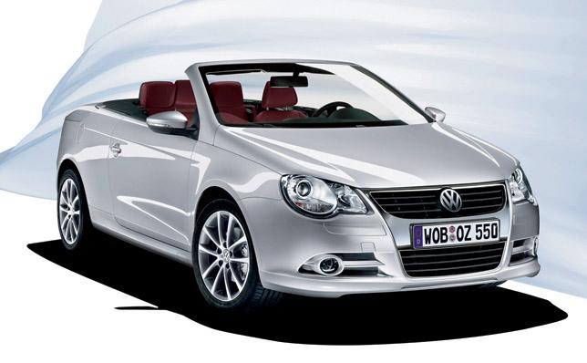 Volkswagen Eos Front