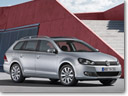 Volkswagen Golf Estate - Initial Facts