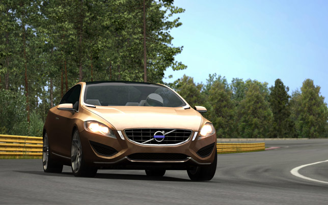 Volvo The Game - S60 Concept