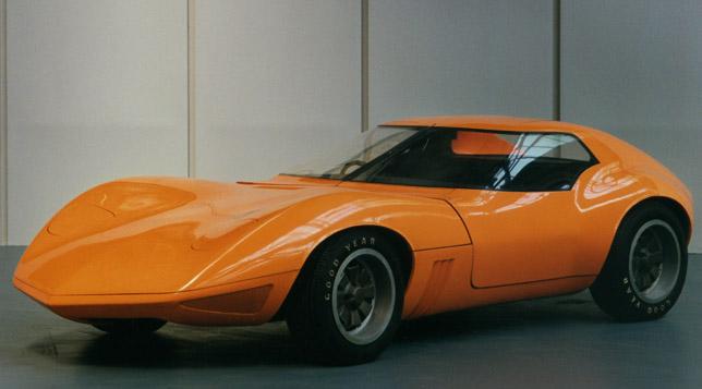 1966 Vauxhall XVR Concept