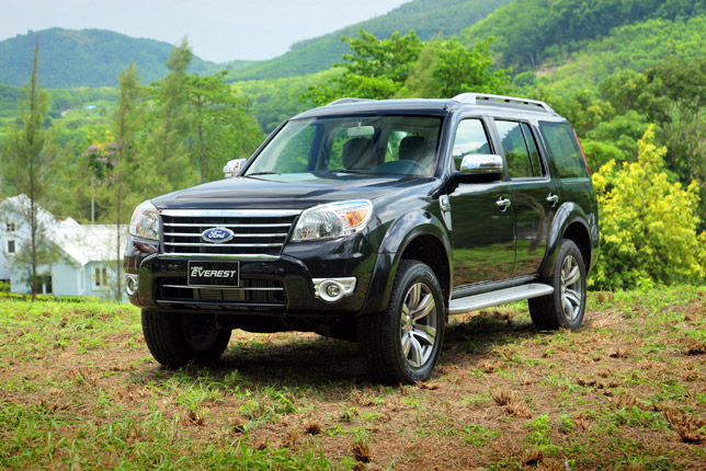 2009 Ford Everest