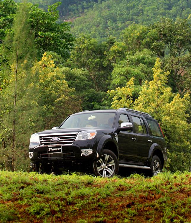 2009 Ford Everest