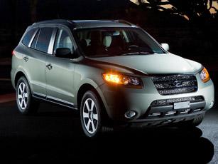 Hyundai Santa Fe - Test Drive